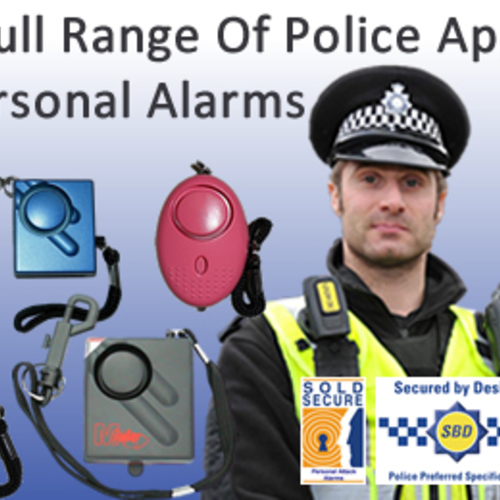Police approved